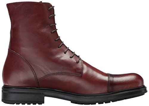 Donald J Pliner Hommes Botte Oxford Oxford Veau Marron