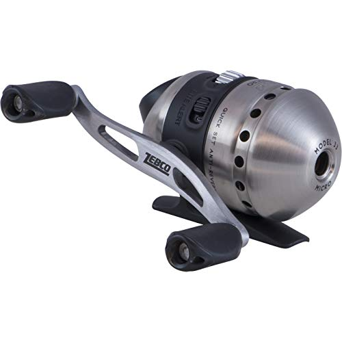 Zebco 33MCKCP3 33 Micro Spin Cast Reel reviews