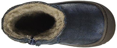 Bisgaard Unisex-Kinder Stiefel Blau (611 Blue)