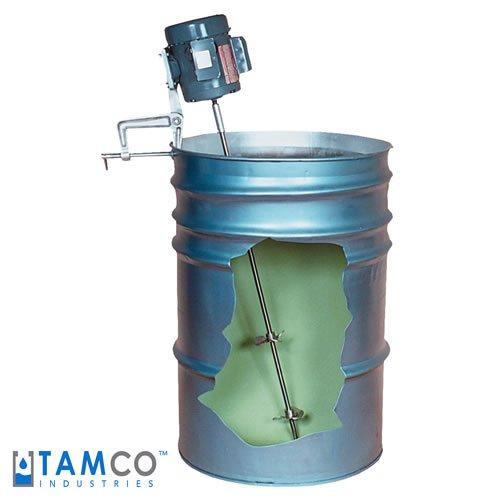 55 gallon drum mixer - 1