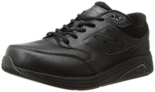 New Balance Men's Mens 928v3 Walking Shoe Walking Shoe, Black/Black, 10.5 2E US