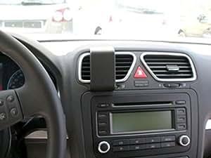 Brodit ProClip Support de fixation pour VW EOS 07-08 Montage à gauche Noir