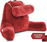 Husband Pillow Red Cover ONLY Cover Set