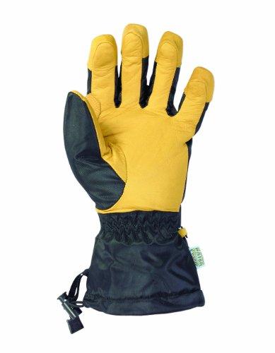 CLC Custom Leathercraft 2062XL Goatskin Snow Gloves, XL