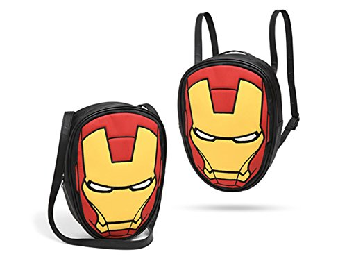 Marvel Iron Man Convertible Backpack (Farm Industries Empire)