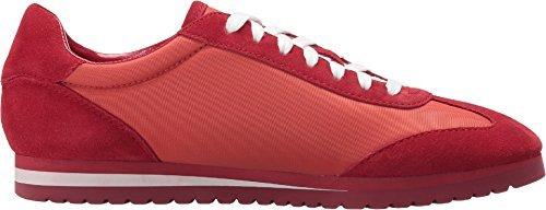 COACH Women's Ian Red/Carmine Shoe