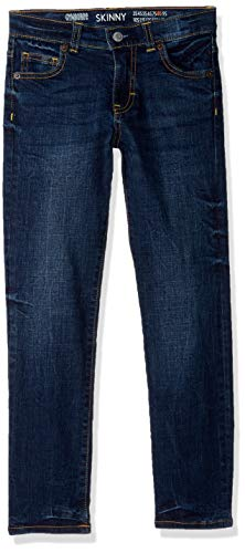 Gymboree Boys Skinny Jeans, Dark Indigo 5 from Gymboree
