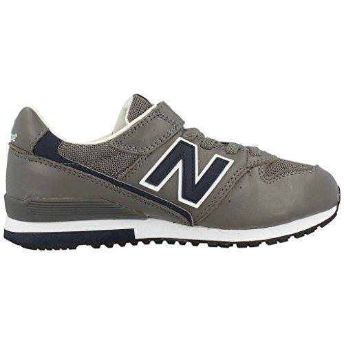 Zapatillas para ni�o, color gris , marca NEW BALANCE, modelo Zapatillas Para Ni�o NEW BALANCE KV996 GVY Gris
