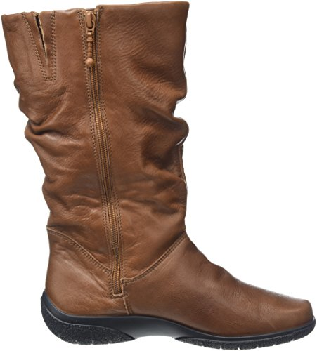 HotterMystery - Stivali a Gamba Larga Donna Brown (Dark Tan)