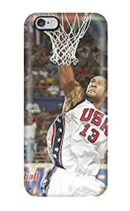 6 Plus Scratch-proof Protection Case Cover For Iphone/ Hot Tim Duncan Phone Case