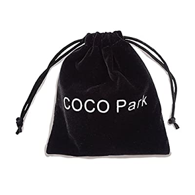 COCO Park Dog Paw Pet Cremation Pendant Necklace Memorial Ash Urn Jewelry Keepsake Personalized Engraving from COCO Park