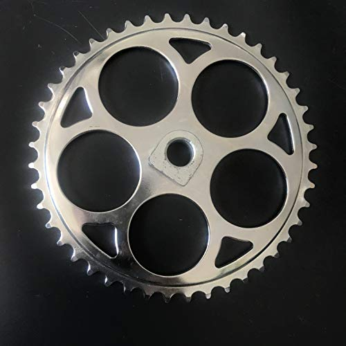 dolphin1986 44T Sprocket Wide Crank Assembly Kit -3pcs, for 4-Stroke Motor,Gas Motorized Bicycle by dolphin1986 (Image #7)