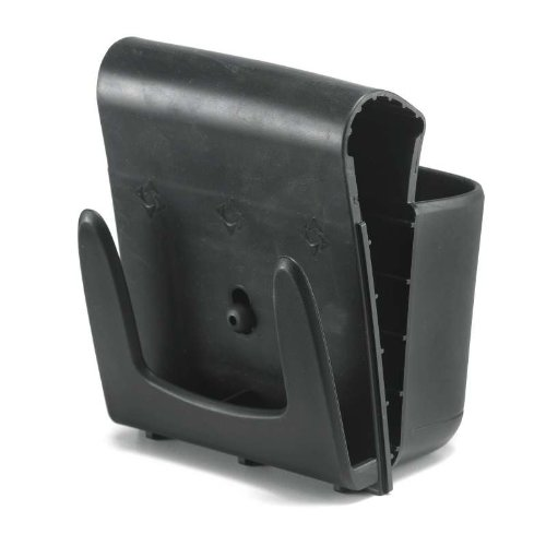 Polder KTH-440-95 Advantage Double Sink Caddy, Black