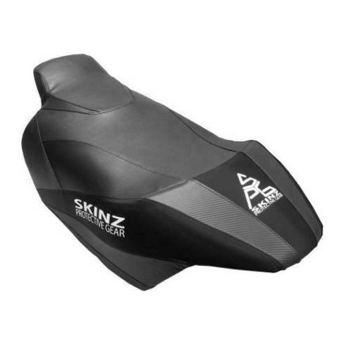 (Skinz Protective Gear Grip Top Performance Seat Wrap SWG600-BK)