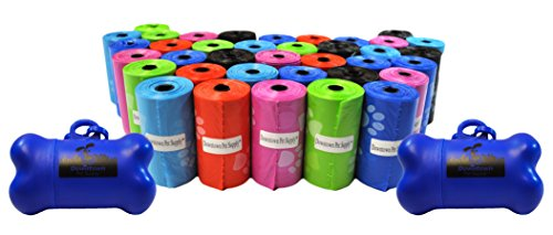 Downtown Pet Supply Dispensers Rainbow product image