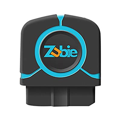 Zubie Kids GPS Tracker for Vehicles | Kids Activity Tracker with No Monthly Fee – Easily Install GPS Tracker for Kids to OBD2 Port – Car Tracker Gives Vehicle Health Updates and Location in Realtime: Automotive
