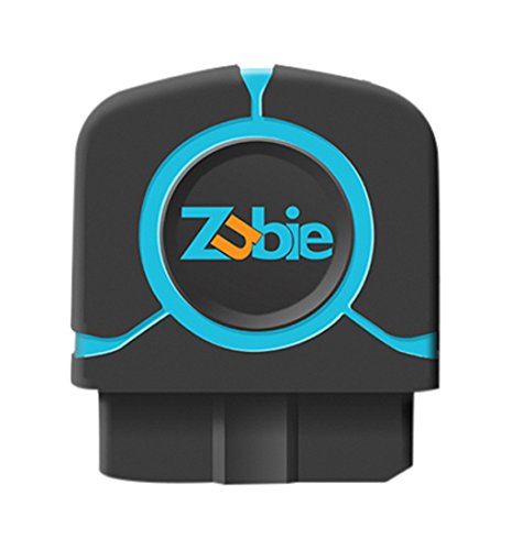 Zubie GL500C12M 3G Consumer Connected Car Service with 3G Always-On GPS Tracking (for Families and Teen Drivers) by Zubie