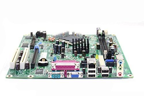 Dell ATI Radeon Xpress 200 Socket 775 Intel Pentium 4 / Celeron MotherBoard For Optiplex GX320 DT (Desktop) or SMT (Small Mini Tower) Systems Part Numbers: MH651, CU395, UP453, TY915 (2gb Pentium Memory Celeron 4)