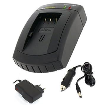 AccuPower AP2012-1 - Cargador de red para Sony NP-FV50/FV70/FV100/FH50/FH70/FH100/FP50/FP70/FP90