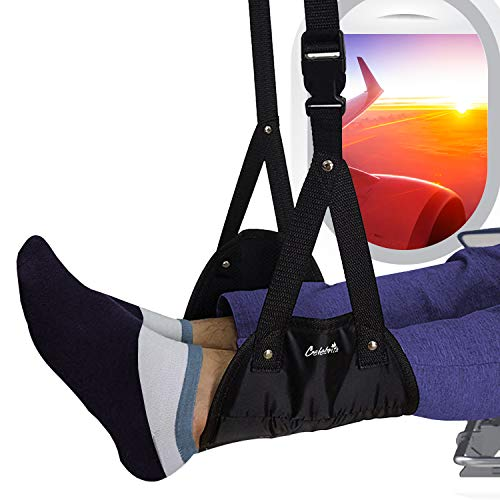 Airplane Footrest Foot Hammock