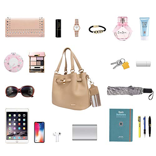 RenDian Women Casual Top Handle Satchel Shoulder Bag Tote Purse Handbags for Travel/Leisure/Dating by RenDian (Image #5)