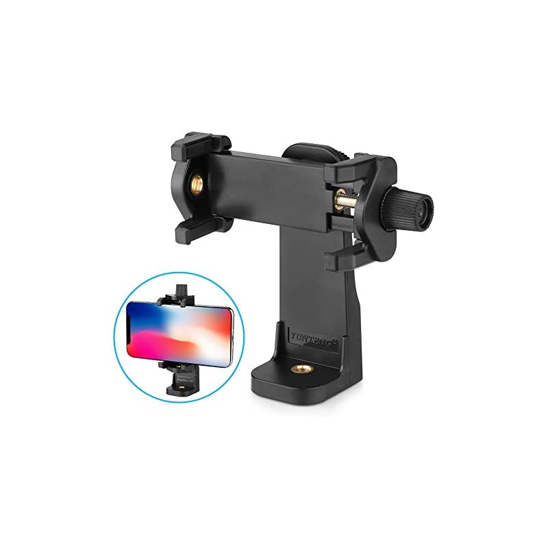 Accmor Cell Phone Tripod Adapter, Univer
