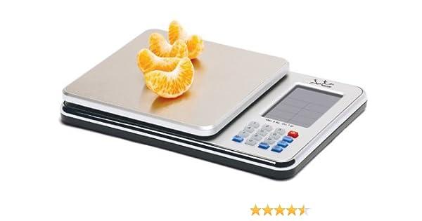 Jata Hogar 759 - Balanza electrónica, dietetica nutricional, 5 kg: Amazon.es: Hogar