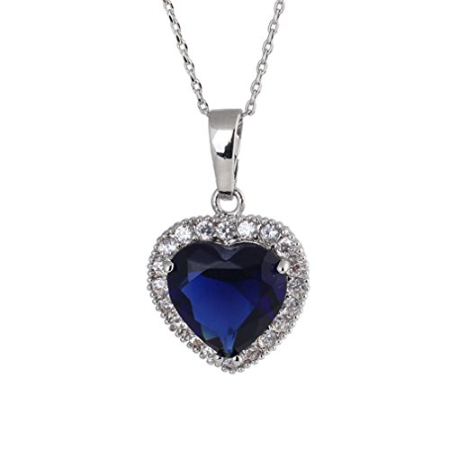 yazilind-18k-gold-plated-blue-heart-cubic-zirconial-elements-bridal-jewelry-drop-necklace