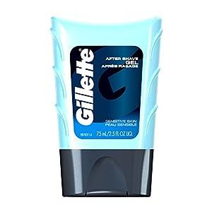 Gillette Series Sensitive Skin After Shave Lotion 2.54 Fl Oz (Pack of 6)