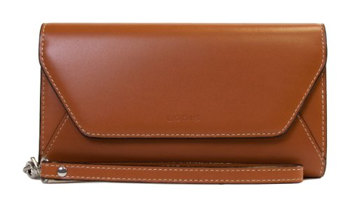 Lodis Audrey Tiff Phone Wallet (One Size ToffeeChocolate)