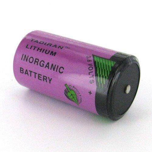 Tadiran TLH-5930 High Temperature D 3.6V Lithium Battery - CLASS 9 HAZMAT