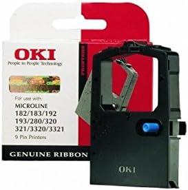 ML SMCO Cassette Printer ribbon for OKI ML 395 C