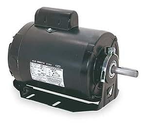 Evaporative cooler motor 1 hp 1725 1140 rpm 56z frame for Ao smith 1 2 hp motor