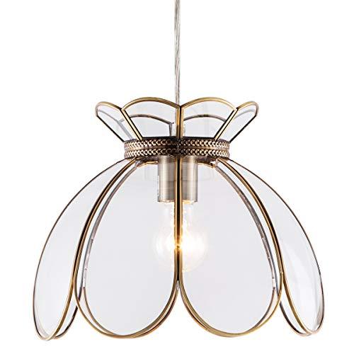 Flower Ceiling Light Pendant in US - 7