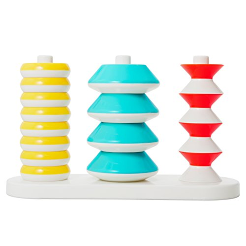 Kid O Learn to Make Patterns Stacking Toy