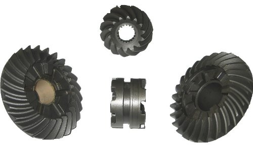 Omc Stringer Stern Drive (Lower Unit Gears - 4 Piece Gear Set for OMC V6 / V8 Cobra Sterndrive 1986-1993)