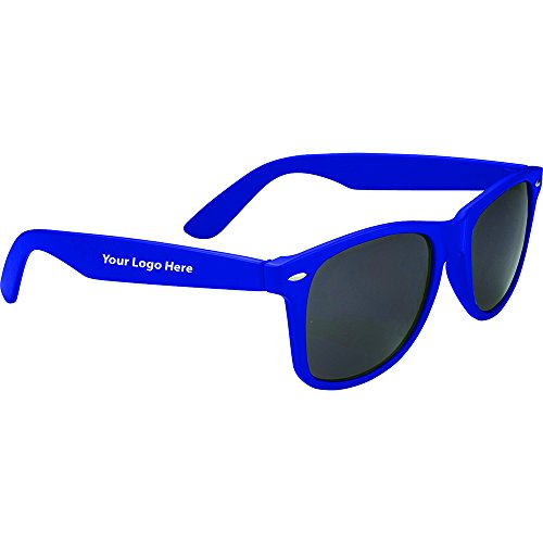 The Sun Ray Sunglasses - 150 Quantity - $2.20 Each - PROMOTIONAL PRODUCT / BULK / BRANDED with YOUR LOGO / - Sunglasses Custom Bulk