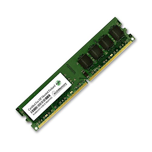 Certified for HP Hewlett Packard Memory 4GB DDR3-1066 PC3-8500 240 pin UDIMM SDRAM Desktop RAM by Arch Memory