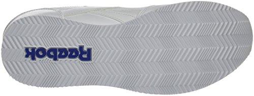 Royal Sport Steel Chaussures Blanc Reebok White Garçon 2l Jog White Cl de dncTPxTZ
