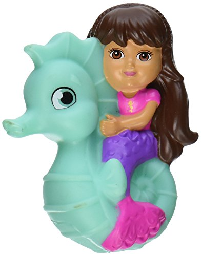 Explorer Bath Squirters (Fisher-Price Nickelodeon Dora and Friends Bath Squirter - Mermaid Dora)