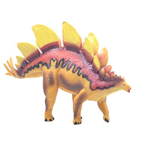(Ailejia Big Dinosaurs Stegosaurus Toys Educational Dinosaurs Model for Children Gift Dinosaur (Stegosaurus) )