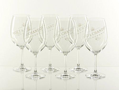 6x Ice Impérial Glas Edition 2015 - Champagne Moët & Chandon