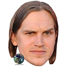 Jason Mewes Celebrity Mask, Card Face and Fancy Dress Mask