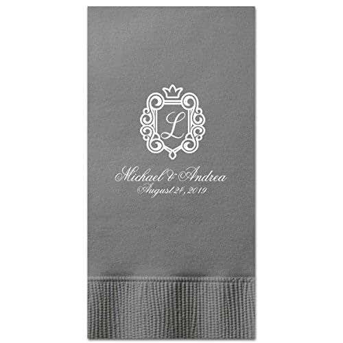 Amazon.com: Custom Wedding Hand Towels Personalized Party