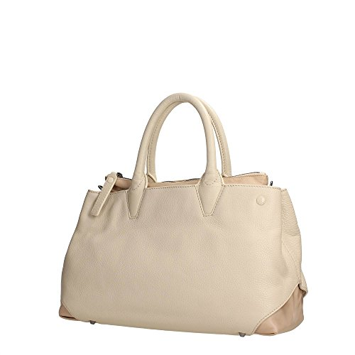 Mandarina duck 151h0t0107u boston bag women leather beige tu we love bags - Mandarina home online ...