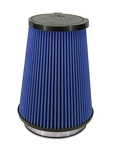 Airaid 863-399 Air Filter Replacement 10-14 Ford Mustang Shelby 5.4 L Supercharged Blue Synthamax B006B80FL4