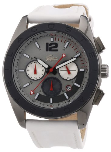 Lacoste Mens Grey Dial Watch 2010667