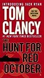 The Hunt for Red October[HUNT FOR RED OCTOBER BERKLEY P][Mass Market Paperback]