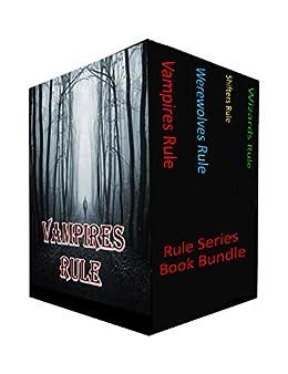 Vampires Rule Book Bundle by [Blake, Kasi]