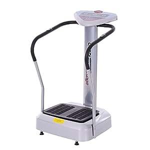 Anself 500W Crazy Fit Whole Body Vibration Plate Machine Massage Massager Exercise Machine
